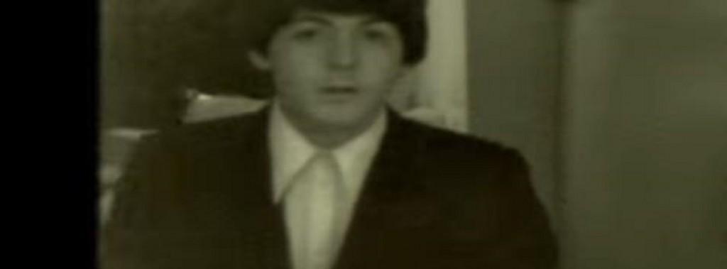 Beatles scherzano nei camerini: VIDEO inedito5