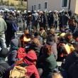 Brennero, scontri. Militante bolognese fermato3
