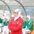 Calciatrici col velo debuttano: in campo Iran-Usa6