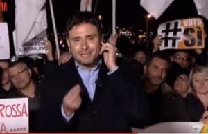 """YOUTUBE Di Battista, gaffe a Piazza Pulita: """"soddisfamento"""""""