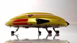 Drone spegne incendi togliendo ossigeno al fuoco