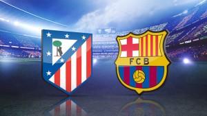 Atletico Madrid-Barcellona in diretta tv-streaming Champions