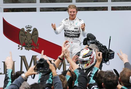 F1, Gp Russia: griglia di partenza. Rosberg pole position