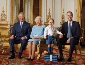 Famiglia reale, FOTO per i 90 anni della Regina Elisabetta