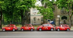"""Milan Design Week, il """"Cinquino"""" Fiat in versione Enjoy"""