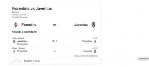 Fiorentina-Juventus, streaming e diretta tv: dove vedere Serie A