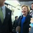 YOUTUBE Hillary Clinton in metro non sa come timbrare 2