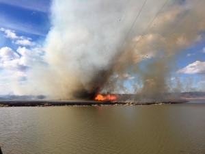 Incendio diventa tornado3