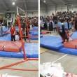 YOUTUBE Maestro di ginnastica salva allieva da caduta 04