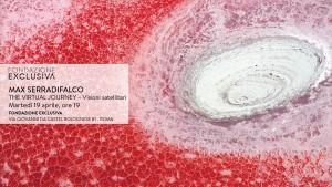 Le opere di Max Serradifalco dal 19 aprile in mostra nella sede di Fondazione Exclusiva.