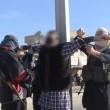 """Isis crocifigge otto """"infedeli"""" a Raqqa5"""