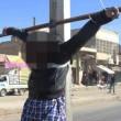 """Isis crocifigge otto """"infedeli"""" a Raqqa4"""