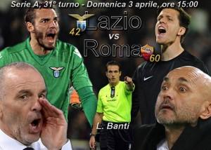Lazio-Roma, diretta. Formazioni ufficiali derby dopo le 14