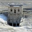 Lago Moncenisio svuotato, qui Mussolini2