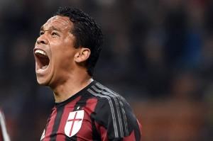 Milan-Carpi 0-0: caso Bacca. San Siro fischia rossoneri
