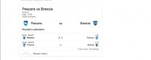 Pescara-Brescia, streaming-diretta tv: dove vedere Serie B
