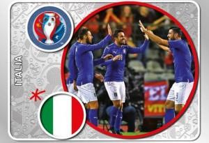 Euro 2016, convocati azzurri secondo figurine Panini