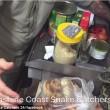 Pitone dorme nel forno a microonde3