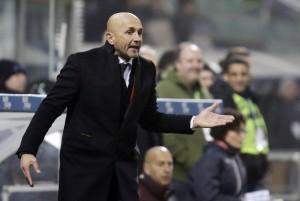 """Spalletti: """"Lazio-Roma derby non ad armi pari. Totti..""""VIDEO"""