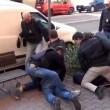 Rapinano Poste, polizia riprende tutto e li arresta4
