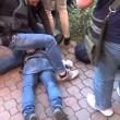 Rapinano Poste, polizia riprende tutto e li arresta