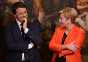 Renzi verso..l'Elba: Santa Alleanza e Processo a emendamento