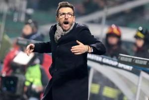 Calciomercato Sassuolo, Di Francesco: ufficiale rinnovo 2019