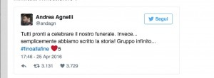 """Scudetto Juventus, Agnelli: """"Ci davano per morti..."""" FOTO"""