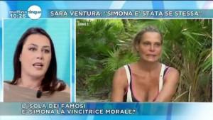 """Simona Ventura, la sorella: """"Caricatura di se stessa..."""""""