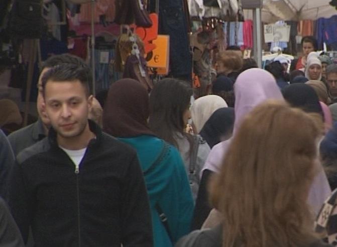 Salah Abdeslam, scoperte per caso nuove immagini