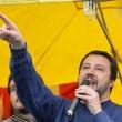 """Salvini sotto casa Fornero: """"Chieda scusa per legge4"""