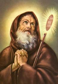 Guarda la versione ingrandita di San Francesco di Paola, calabrese celebrato il 2 aprile