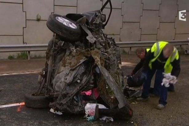 Francia, incidente mortale in autostrada: papà e figli morti 03