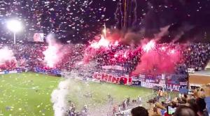 YOUTUBE Alvaro Recoba addio calcio Uruguay: fuochi artificio3