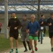 YOUTUBE Matteo Renzi fa jogging con Rahm Emanuel a Chicago 2