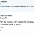 Fabrizio Bracconeri, gaffe su Giulio Regeni su Twitter 3