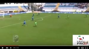 Guarda la versione ingrandita di YouTube, Luigi Canotto: video gol più veloce di sempre