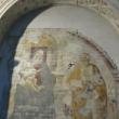 Napoli, operaio trapana muro e buca affresco del '500 FOTO 2