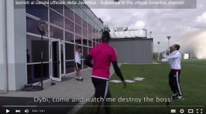 Guarda la versione ingrandita di #KobeDay, Juventus celebra Bryant con Allegri, Pogba, Dybala