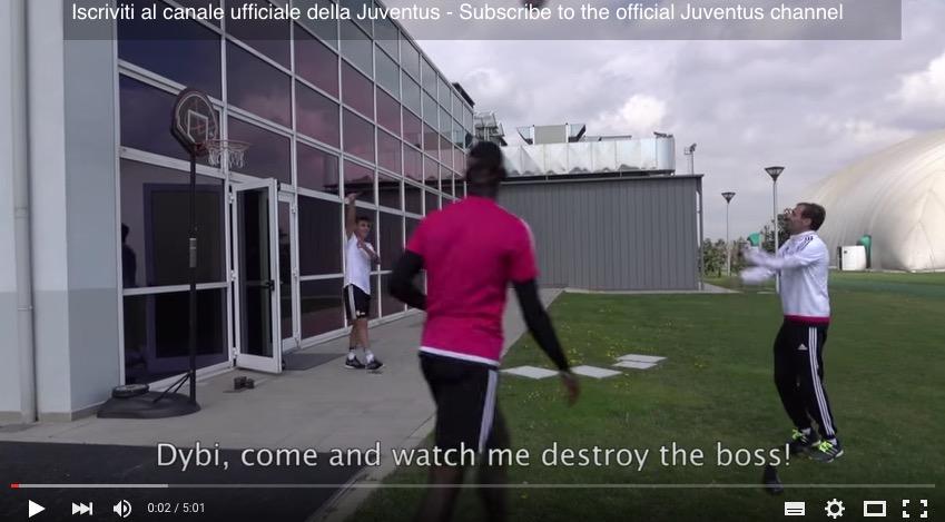 #KobeDay, Juventus celebra Bryant con Allegri, Pogba, Dybala