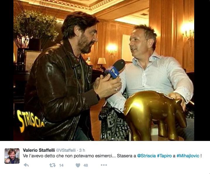 """Mihajlovic: """"Melissa Satta? Donne non devono parlare di..."""""""
