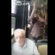 YOUTUBE Maniaco sul bus spruzza spray al peperoncino 4