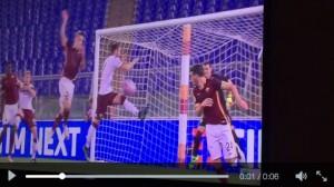 Roma-Torino 3-2, moviola: due rigori negati ai giallorossi