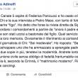 """Mario Adinolfi contro """"Chi"""": """"Moderno fotoshoppare Maso?"""""""