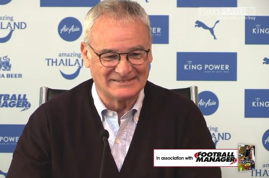 YouTube Ranieri: ''Dilliding dillidong, siamo in Champions''