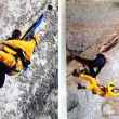 Si arrampica sul Morro Rock per proposta d'amore e..7