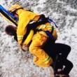 Si arrampica sul Morro Rock per proposta d'amore e..6