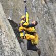 Si arrampica sul Morro Rock per proposta d'amore e..4