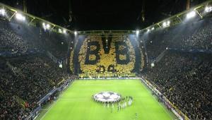 Guarda la versione ingrandita di Stadi, media presenze: Borussia primo, no italiane in top 20