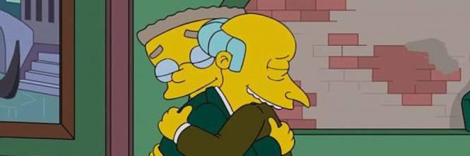 Simpson, Smithers si dichiara gay 9